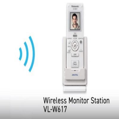 Màn hình không dây cầm tay PANASONIC VL-W617VN